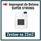 Impregnat Do Betonu AMF BETON SUPER STRONG - Zestaw na 22m2